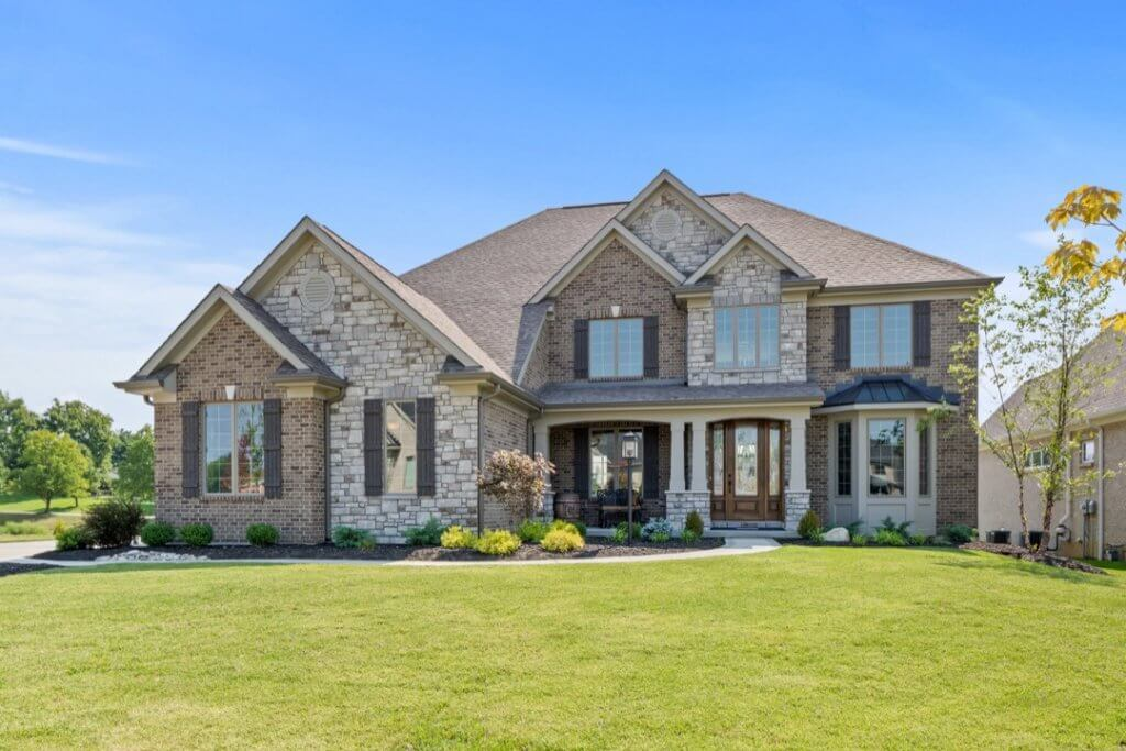 Cincinnati custom homes