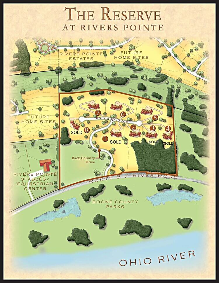 Rivers Pointe Estates