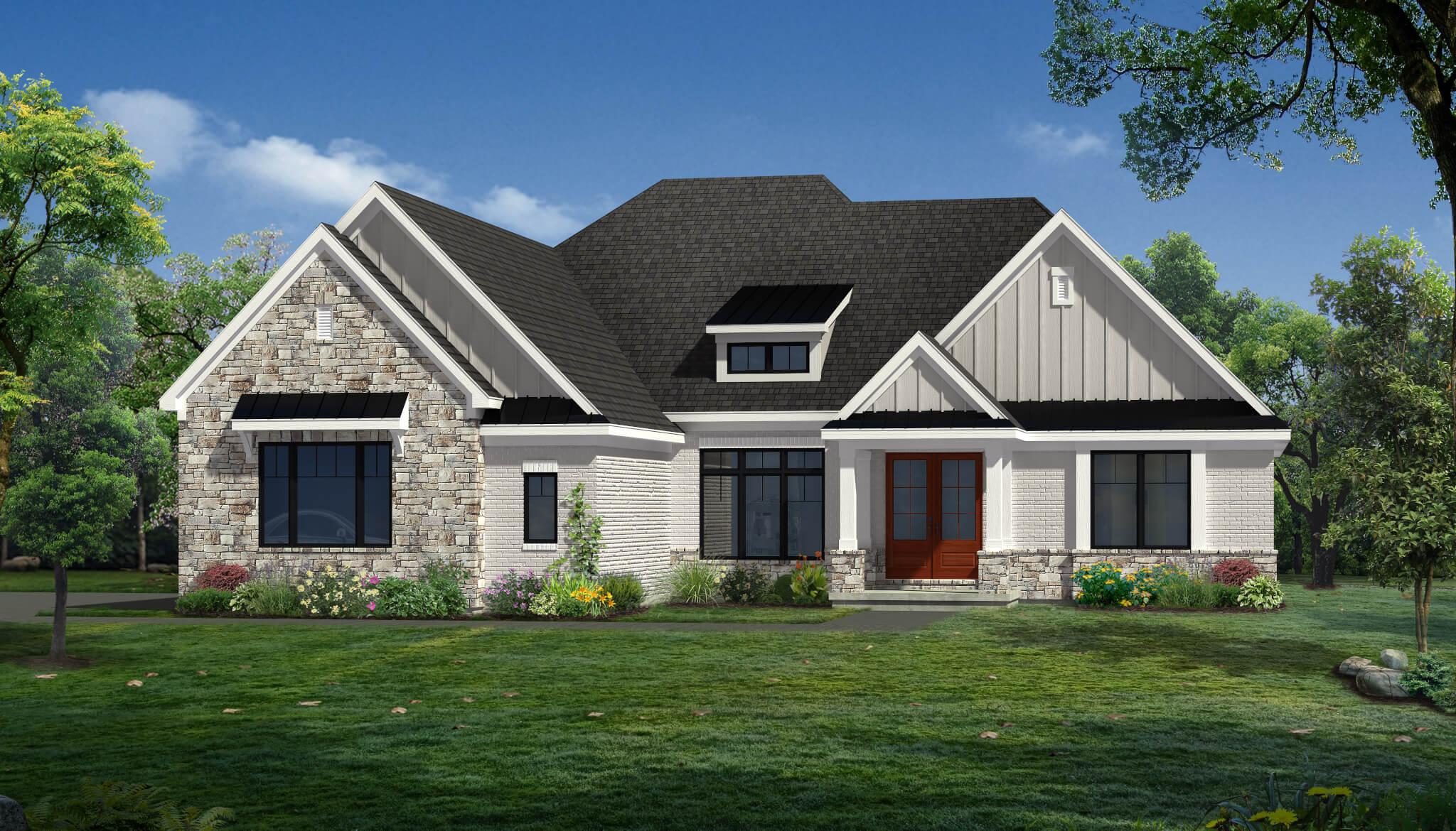 New homes in Mason