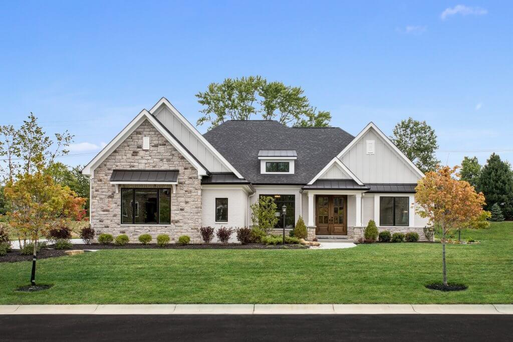 Homes by Gerbus - custom homes in Mason